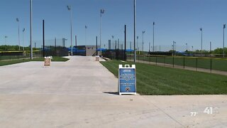 Tournament teams back on the diamond with new association