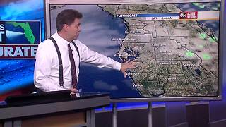 Florida's Most Accurate Forecast with Denis Phillips on Thursday, January 25, 2017 - Video