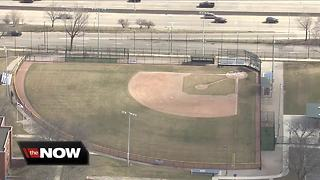 Detroit PAL Corner opening at site of Old Tiger Stadium this weekend - Video