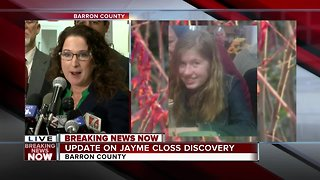 """What an extraordinary young lady:"" Barron County Superintendent speaks at news conference on Jayme Closs discovery"