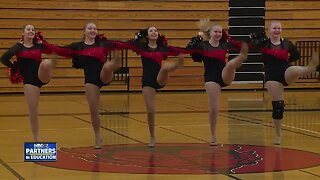Partners in Education: Green Bay East High School Devilettes