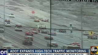 ADOT planning to increase high-tech traffic monitoring - Video