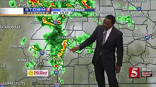 Lelan's Early Morning Forecast: Wednesday, July 5, 2017 - Video