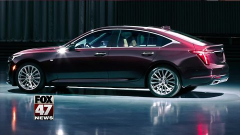 Cadillac's CT5 has a home