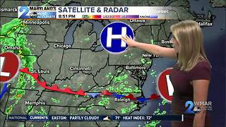 Maryland's Most Accurate Forecast - Sunday 11pm - Video