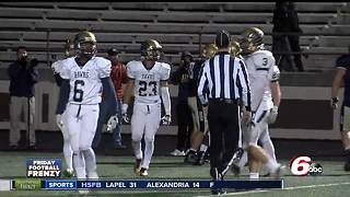 HIGHLIGHTS: Cathedral 42, Decatur Central 21 - Video