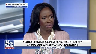 Former Congressional Black Caucus Staffer Was Blackballed For Reporting Sexual Harassment - Video