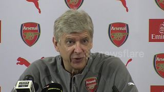 "Arsene Wenger taunts Chelsea ""There is only one team in London"" - Video"