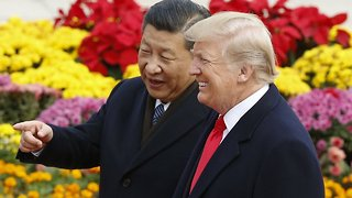 US Tariffs On $34B Worth Of Chinese Goods Take Effect - Video