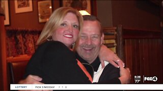 North Port woman shares how MADD supported her after husband's death by drunk driver