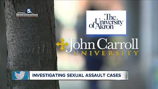 DeVos: The way government deals with campus sexual assaults is a 'failed system' - Video