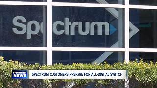 Spectrum digital switch - Video