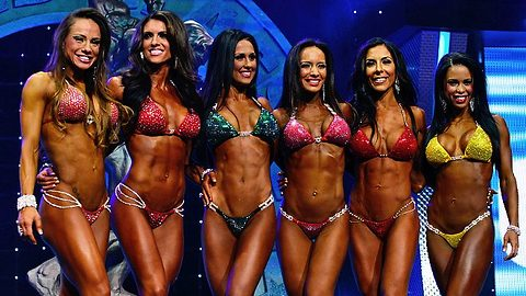 2017's Most Beautiful Female Bodybuilders