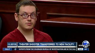 Aurora theater shooter being held at federal prison in Pennsylvania - Video