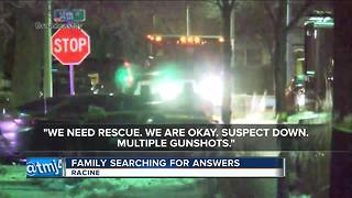 DOJ Investigating Fatal Police Shooting In Racine - Video