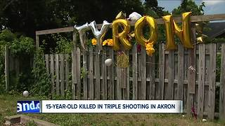 Spike in Akron murders has officials asking for help - Video