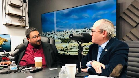 Special Interview with Israel's Consul General to the Pacific Southwest!!!