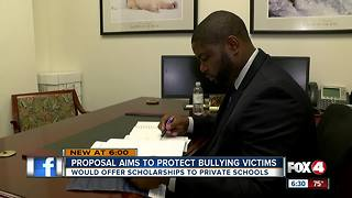 Bullied students may find hope in proposed legislation - Video
