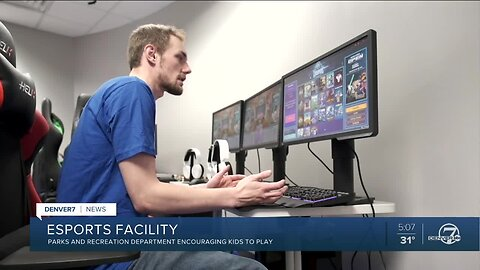 Lone Tree Parks and Rec Department adding Esports to program to help bring kids together