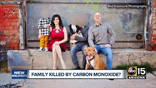 El Mirage community reacts to learning of local family's death - Video
