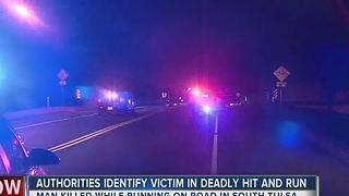 Authorities Identify Victim In Deadly Hit And Run - Video