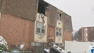 Injuries reported after fire at Ypsilanti apartment complex near EMU - Video