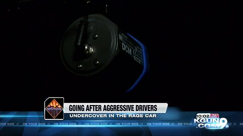 Rage Car goes after dangerous, aggressive drivers