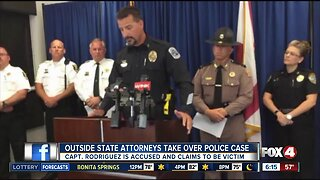 Outside state attorneys take over police case