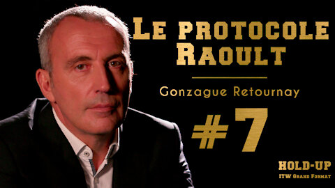 #7 HOLD-UP : ITW Grand Format : Gonzague Retournay