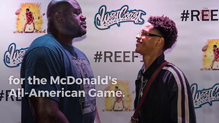 NBA Stars Irate After Shareef O'Neal Snubbed From All-American Game - Video