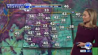 Deep freeze shows up on 7 day in time for start of winter - Video