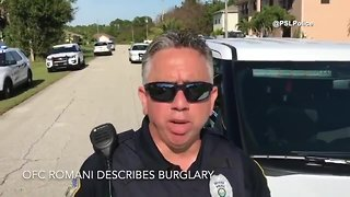 Port St. Lucie police catch team of burglars in the act