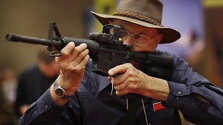 PETA Offers NRA $100,000 To Follow 'Two Simple Steps' - Video