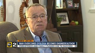 Maryland man overcomes Dyslexia to become NASA Engineer - Video