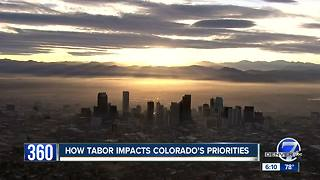 Fresh scrutiny for Colorado's TABOR amendment - Video