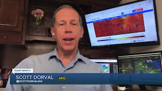 Scott Dorval's Idaho News 6 Forecast - Friday 10/16/20