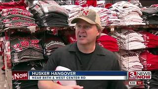 Husker fans react to loss against Northern Illinois - Video