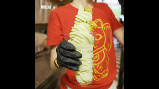 Pickle Soft Serve Ice Cream Is Now a Thing