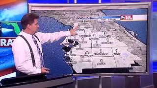 Florida's Most Accurate Forecast with Denis Phillips on Wednesday, January 10, 2017 - Video