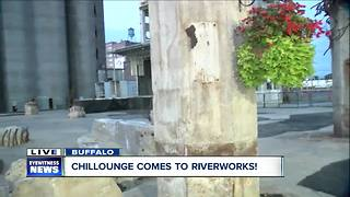 Chillounge Night debuts in WNY at Riverworks - Video