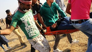 UN Condemns Israeli Action Against Palestinian Protesters In Gaza