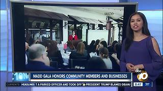 MADD San Diego honors community members and businesses