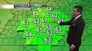 Henry's Evening Forecast: Sunday, July 9, 2017 - Video