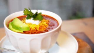 Beef and Black Bean Chili - Video