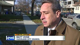 Federal agencies conduct raid at Cleveland City Hall - Video
