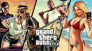 First person GTA V playthrough! Episode 1