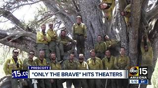 Emotional day in Prescott for premiere of 'Only the Brave' - Video