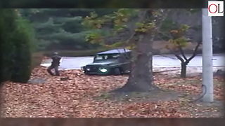 North Korean Soldier Escapes To The South - Video