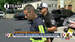 Who's responsible for drugged truck drivers? - Video