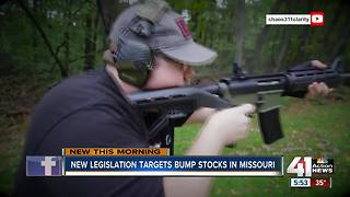 KC lawmaker pushes for statewide bump stock ban - Video